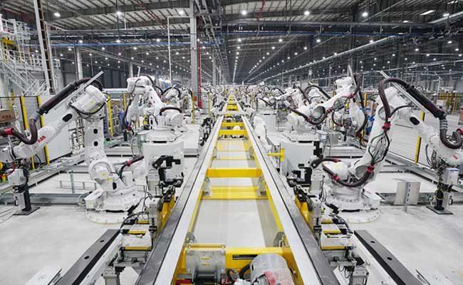 ứng dụng cảm biến quang trong sản xuất