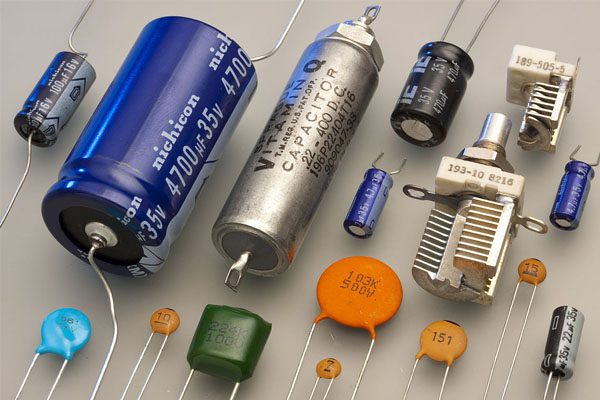 các loại điện trở thông dụng