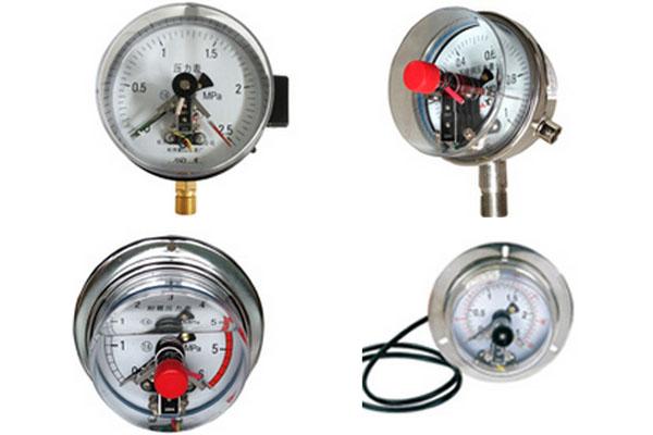 đồng hồ áp suất relay