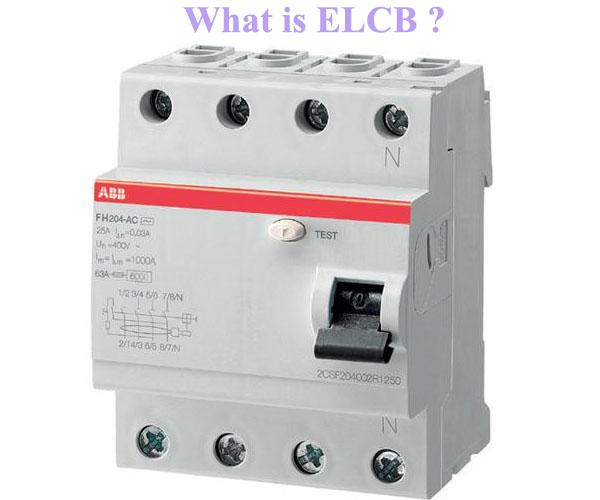 elcb là gì