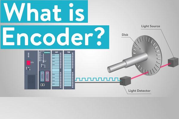 rotary encoder là gì