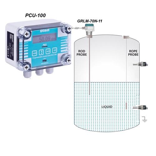 cảm biến đo mức nước cất grlm-70n-11