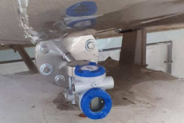 thiết bị cảm biến đo mức nước cất fke
