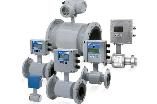 thiết bị đo lưu lượng điện từ