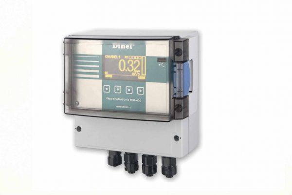 máy ghi chép và lưu trữ dữ liệu dòng chảy