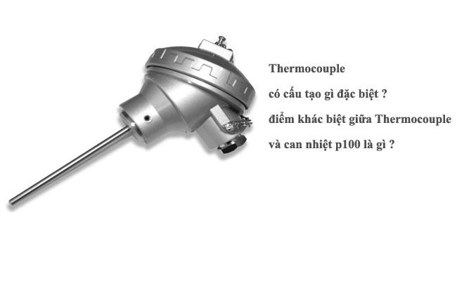 Thermocouple và can nhiệt pt100