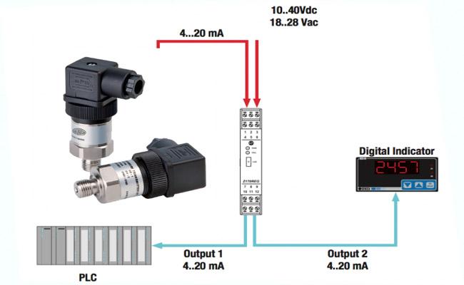 giải pháp đo lường cảm biến áp suất nhiên liệu