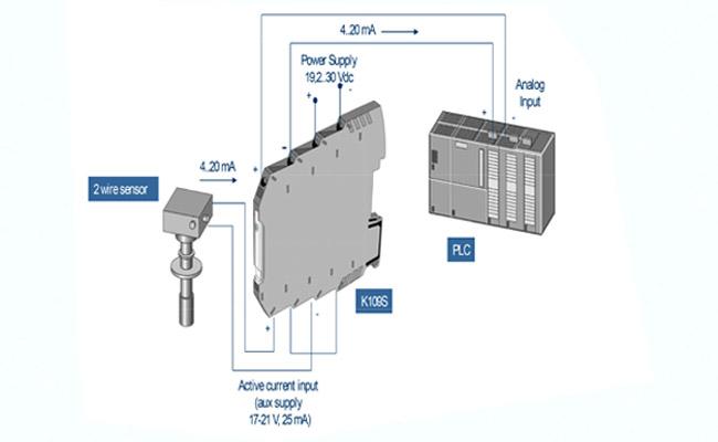 bộ chuyển đổi voltage current