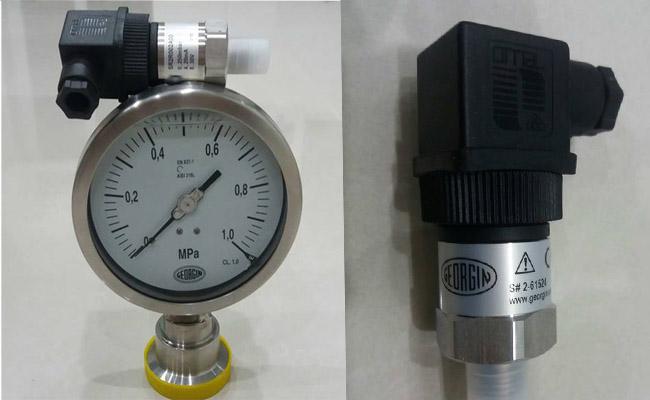 bộ cảm biến áp lực nước