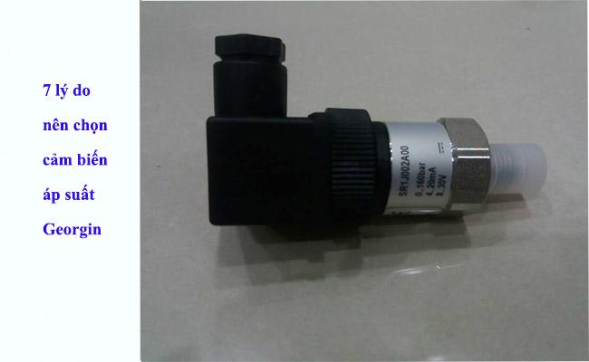 cảm biến áp suất đường ống nước