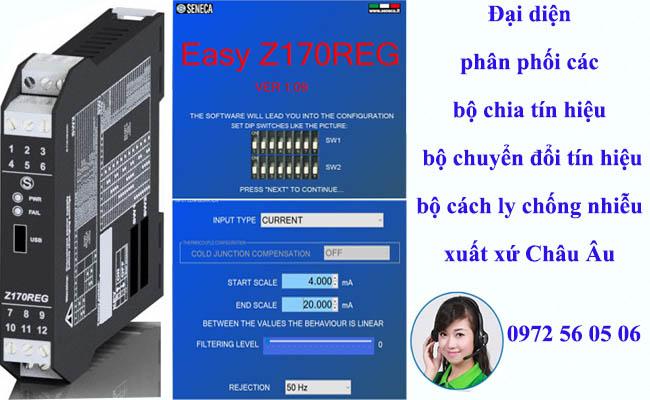 Bộ chia tín hiệu dòng 4-20ma 0-10v