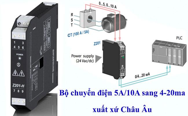Bộ chuyển điện 5A 10A