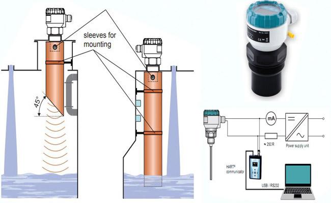 Các loại sensor đo mức nước