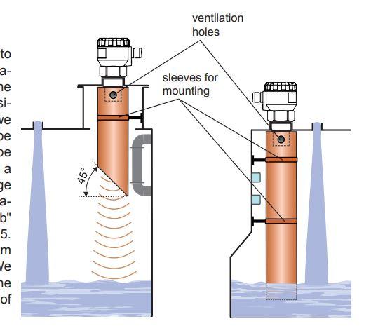 Cảm biến đo mức nước siêu âm ULM-70N-02