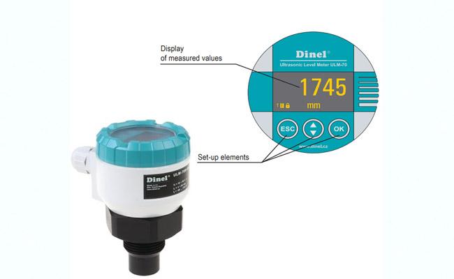 Cảm biến đo mức nước ULM70-02