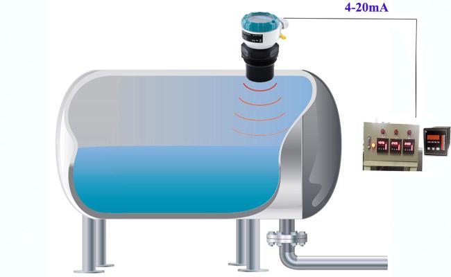 Cảm biến siêu âm ULM-70-02