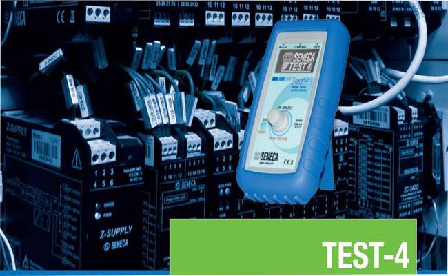 Bộ đo dòng 4-20mA Test-4 Seneca