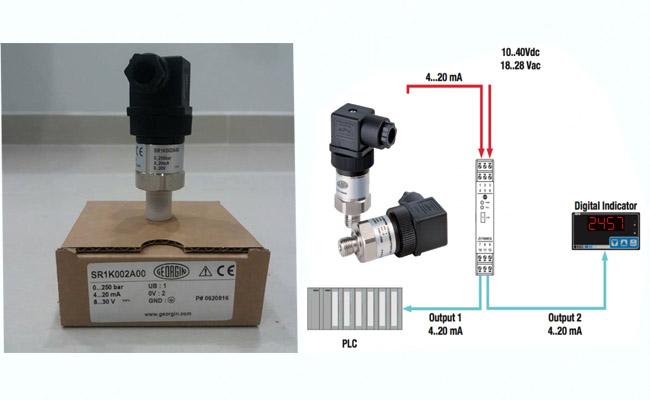 Thiết bị đo áp suất SR1K002A00