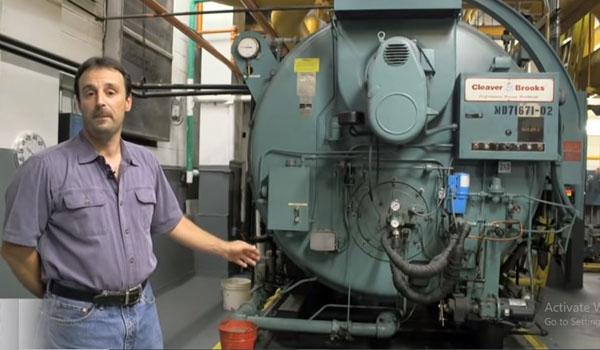 lò cấp nước nóng tạo hơi áp suất nhiệt độ cao