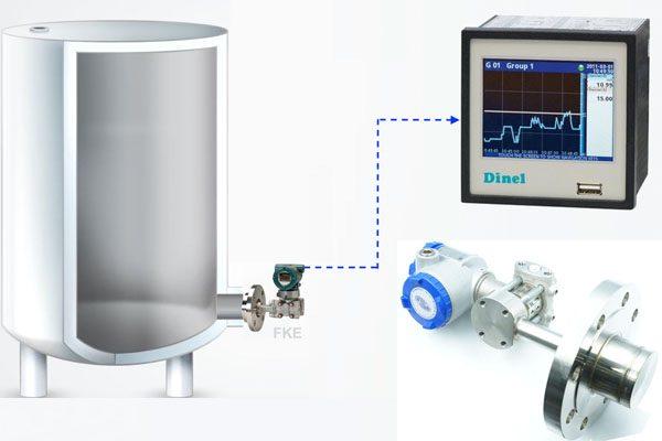 cảm biến đo mức nước ro fke