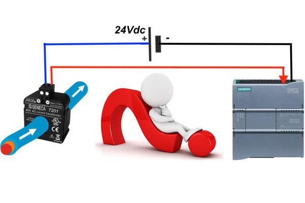 cách đấu biến dòng 4-20ma vào plc