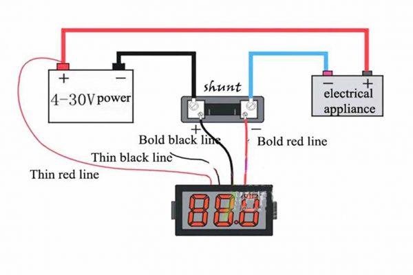cấu tạo và nguyên lý hoạt động điện trở shunt