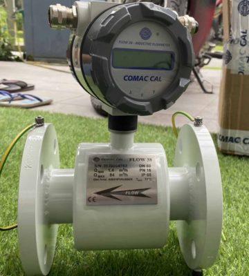Bảng báo giá đồng hồ đo lưu lượng điện từ dn100 dn300 dn500