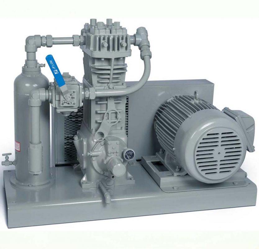 Cách hiệu chỉnh relay áp suất của máy nén khí