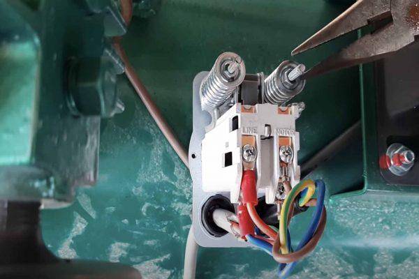Hướng dẫn cài đặt rơ le áp suất dạng cơ
