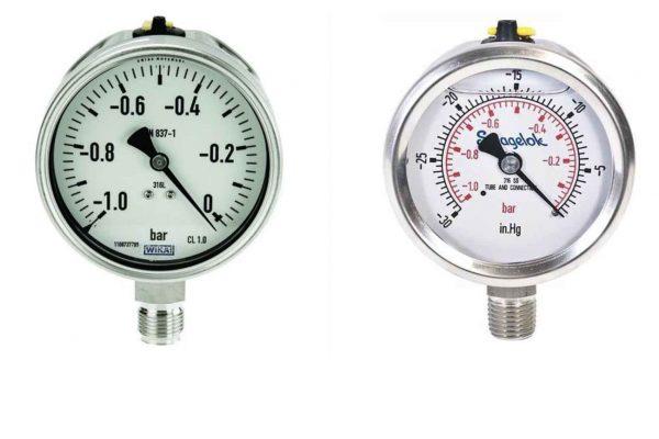 Báo giá đồng hồ áp suất chân không âm dương xuất xứ EU