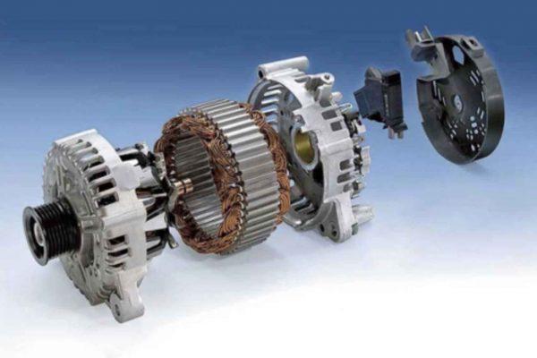 Nêu cấu tạo máy phát điện xoay chiều 1 pha - 3 pha
