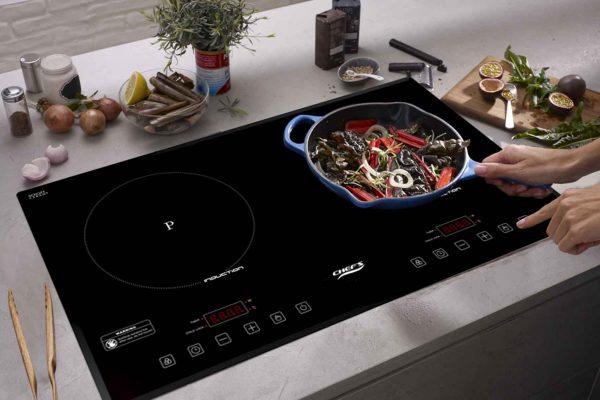 Ứng dụng của hiện tượng cảm ứng điện từ trong nấu nướng