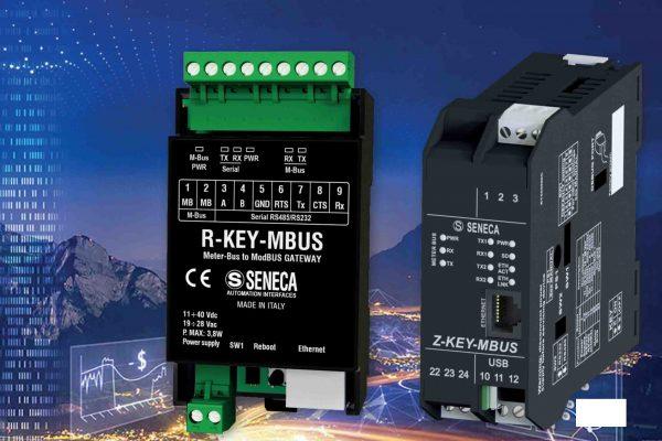 Báo giá bộ chuyển đổi tín hiệu r-key-mbus xuất xứ hãng seneca italy