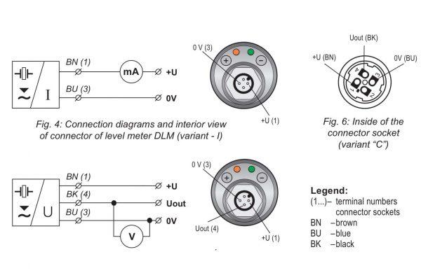 Cách đấu dây cảm biến dinel dlm-35nt-25 về bộ hiển thị - plc giám sát mức nước lò hơi
